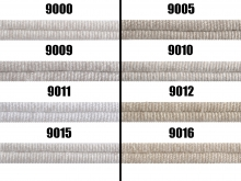 Double corde de 10 mm disponible en 167 coloris