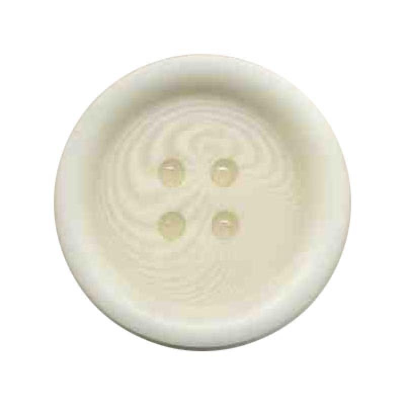 mercerie en ligne tous les accessoires de coutures bouton en polyester blanc mat en 12 15. Black Bedroom Furniture Sets. Home Design Ideas