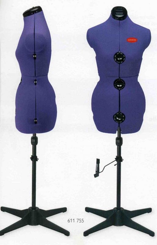 mercerie en ligne tous les accessoires de coutures mannequin couture prymadonna 2 tailles. Black Bedroom Furniture Sets. Home Design Ideas