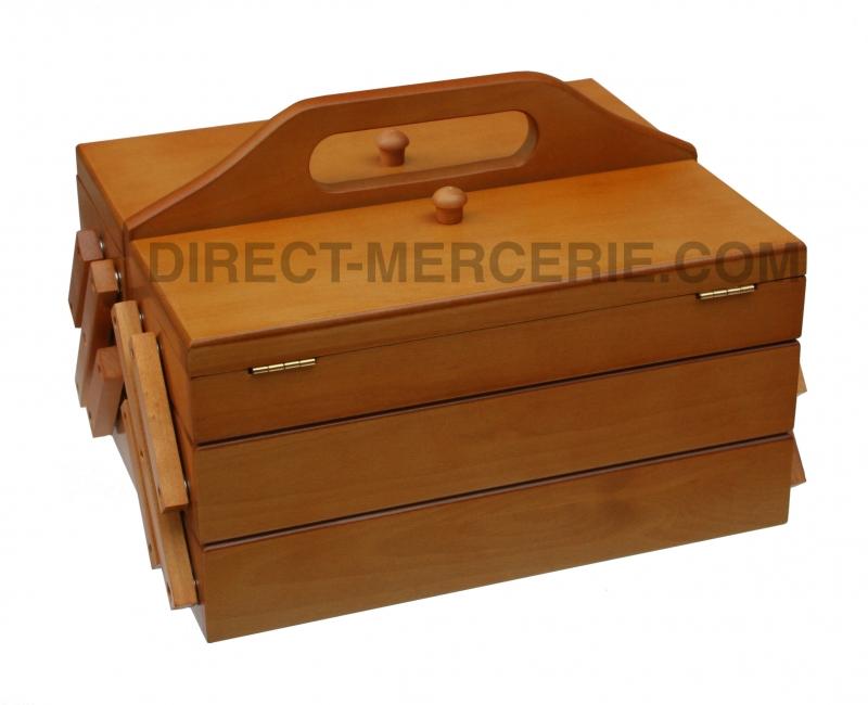 mercerie en ligne tous les accessoires de coutures travailleuse en bois m845. Black Bedroom Furniture Sets. Home Design Ideas
