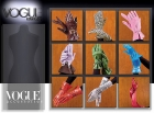 Gants/ VOGUE