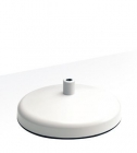 Socle de table universel, blanc