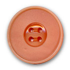 Bouton rose en polyester en 14,18,22,27 mm